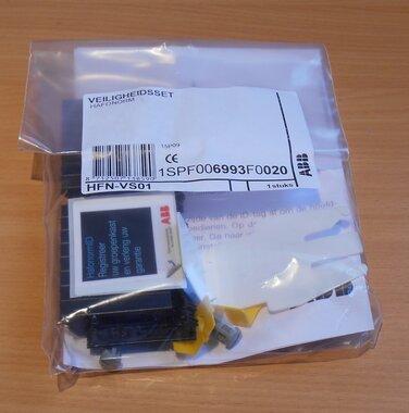 ABB HFN-VS01 Veiligheidsset Hafonorm 1SPF006993F0020