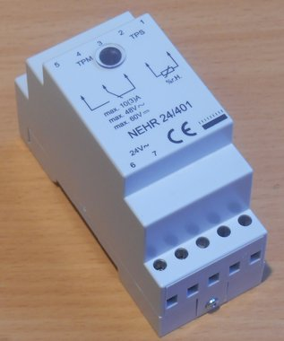 Alre NEHR 24/401 condensatie Controle melder D4780564 Taupunktmelder