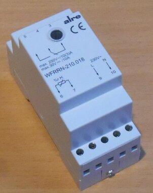 Alre WFRRN-210.018 condensatie Controle melder D4780572 Taupunktwächter 230V