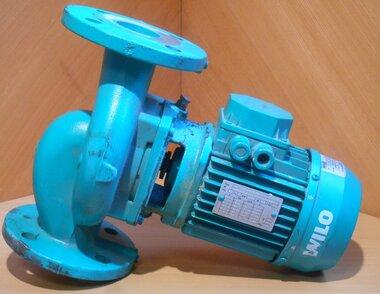 wilo ipl50/115-0,75/2 k13 droogloper standaard pomp IPL 2003346 /0202 10bar