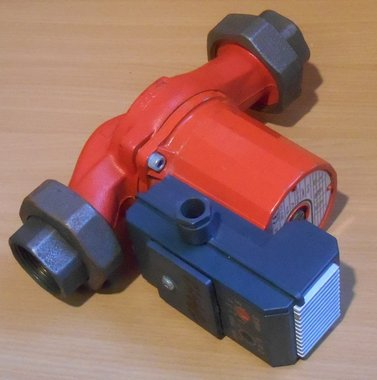 Ksb Riotron E25/1-5 S-T Circulatie Flenspomp 1~230V pomp