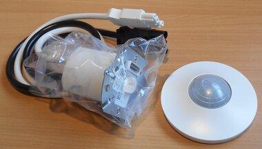 Esylux PD-C360I/8 sensor plafondaanwezigheidsensor wit 360° bewegingsmelder