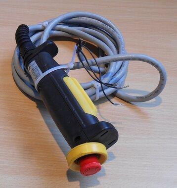 Idec HE1G-20ME Handvat schakelaar 250 V/AC 3 A IP65