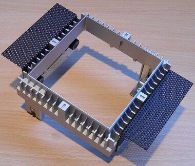 Delta Light 202 71 95 01 minigrid mounting kit verlichtingsarmatuur