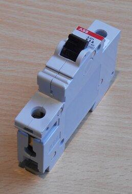 ABB S271 K4A installatieautomaat 1P 4A