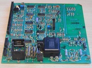 Poncon Cyclomatic 101030 printplaat 101030-001 rev. R control card