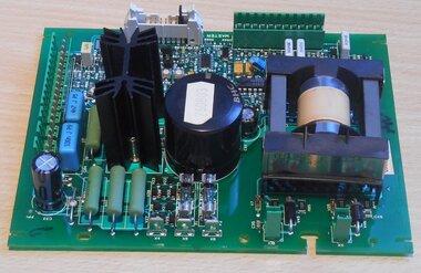 Kemppi 3500 printplaat 3500 A001 control card