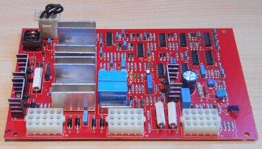Kemppi FU20 printplaat 4235090T k control card 423509098 versie k