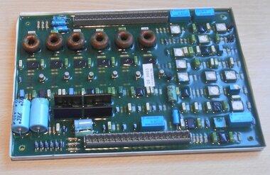 Printplaat GS 9603 voor KHH 500 PS