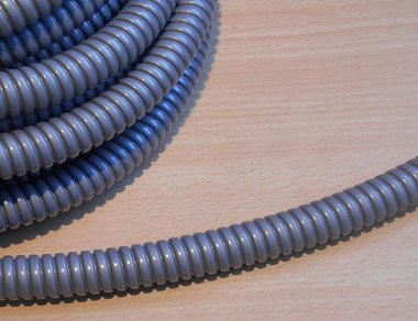 Flexa steinheimer SPR-PVC-AS metalen kabelbeschermslang 2011.111.017 (6 meter)