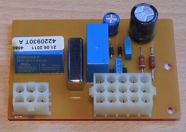 Kemppi WU10 relais card printplaat 4220930 (gebruikt)