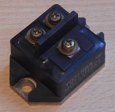 Toshiba MG25M1BK1 power module