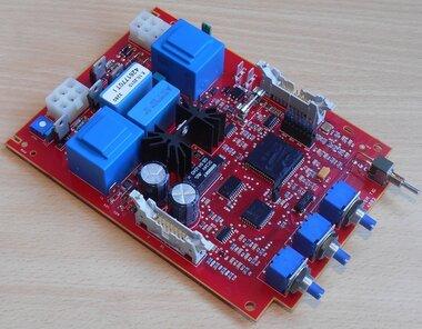 Kemppi 4261770 Control board A002 Master tig 15/22 4261770T version: I