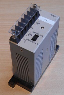 Omron 3G2A3-PS221 Power Supply Module 3G2A3PS221 voeding