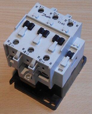 Danfoss CI 45 Magneetschakelaar 220-230V 50Hz 45A 3P