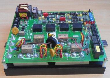 Control Techniques 4Q2/12 kleine DC drive