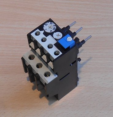 ABB TA25 Thermisch relais 0.63-1A Thermische overbelasting DU25