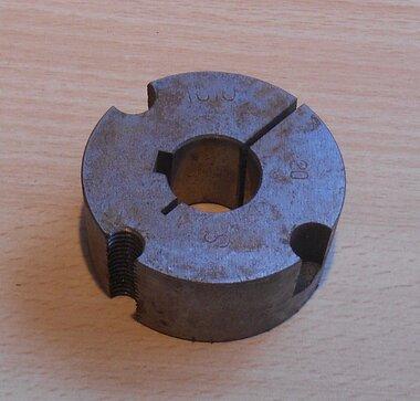 Jasper lock 1610-30mm Klembuis