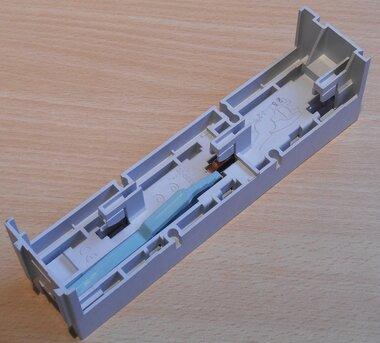 Siemens 8Us1 250-5Am00 Stroomrailadapter Ue690v 600V