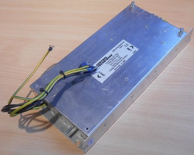 Control Techniques SE RFI 3015 3 fase filter max 15A 380-480V =/-10% 48-62Hz
