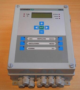 Stienen KKC Ventilatieregelaar 4 zones 230V AC 50 VA
