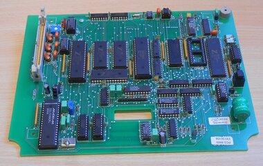 Stienen CPU print printplaat PCS-8400, PCS-8200a