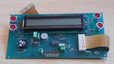 Stienen PCS-8000 display print