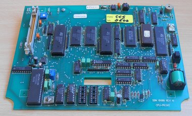 Stienen PCS-8600 CPU print printplaat
