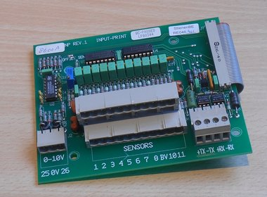 Stienen PCS-8600 input print