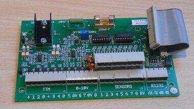 Stienen PCS-8400a input print