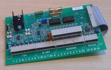 Stienen PCS-8210 input print