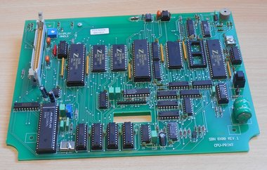 Stienen CPU print printplaat PCS-8400