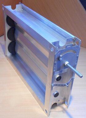Trox JZ-G 500x300 mm Registerklep ventilatierooster regelklep