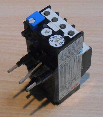 ABB T25 DU Thermische overbelastingsrelais 0,25-0,4 A