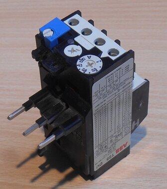 ABB T25 DU Thermische overbelastingsrelais 0,63-1 A