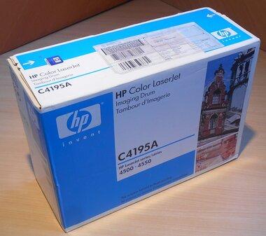 HP 640A (C4195A) drum unit color laserjet origineel