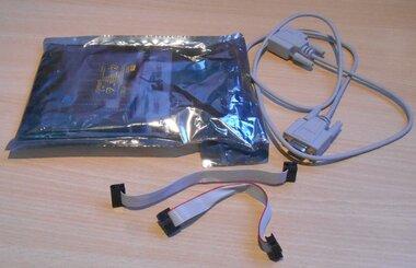 Atmel STK500 AVR starter kit ATSTK500