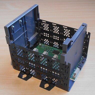 Allen Bradley 1746-A4 Series B 4 Slot Input/Output SLC 500