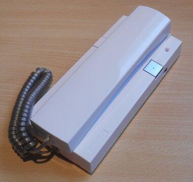 Comelit 2608 Style toestel wit huisdeurtelefoon