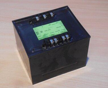 Erea ESP 400 transformator 400VA P: 220-380V S: 2x110V 400VA