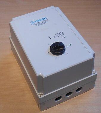 Rucon SRET-4,0 Standenschakelaar ventilator 5 standen 4A 230V IP54