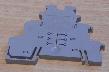 Phoenix Contact DIKD 1,5 Initiator- en actuatorklem 6P 0.2 mm² 2.5 mm² Grijs 2715979