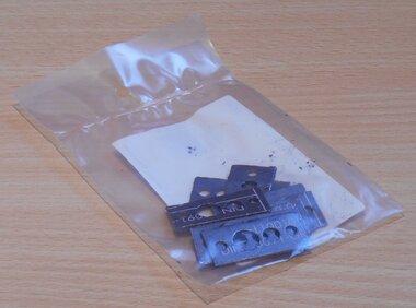 Bosch 87229611870 Pakking electrode Grafiet afdichting (10 stuks)