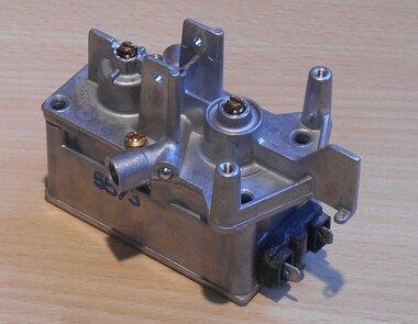 Vaillant 050167 Operator servodrukregelaar vc-vcw110-242E PB50