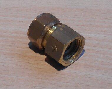 ATAG S4169500 doseerventiel 6L./min. zwart