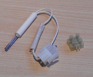 Agpo 2880055 gloeiplug + weerstand HMC/HMA