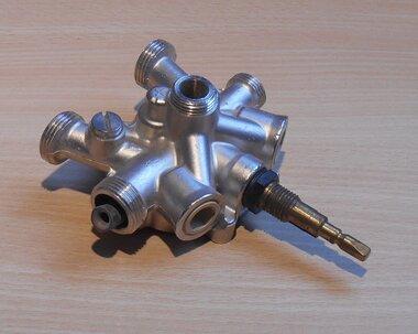 Vaillant 011240 watergedeelte MAG250/7 TZW 01-1240