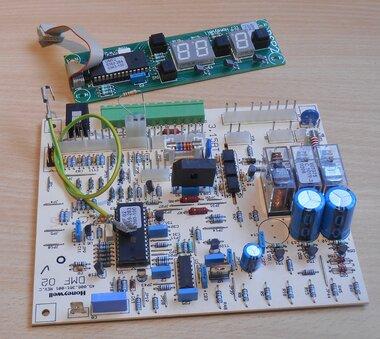 Agpo 3286414 printset DMF02 + DSP2