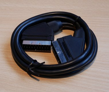Blueline 5187 Scart Kabel Stekker Naar Stekker 21-Pins 1.50Mtr