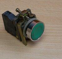 Telemecanique ZBE-101 knop groen NO contact 10A